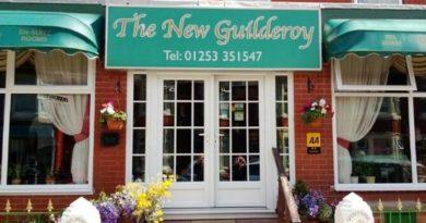 New Guilderoy Hotel Blackpool