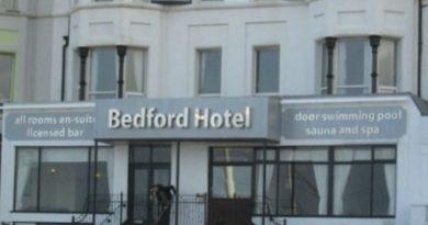 Bedford Hotel Blackpool