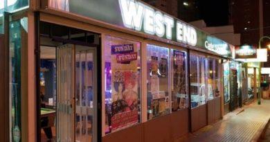 West End Show Bar Benidorm