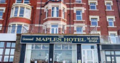 Maples Hotel Blackpool