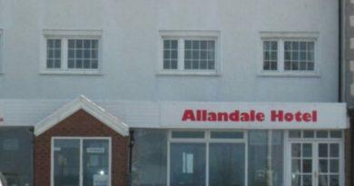 Allandale Hotel Blackpool