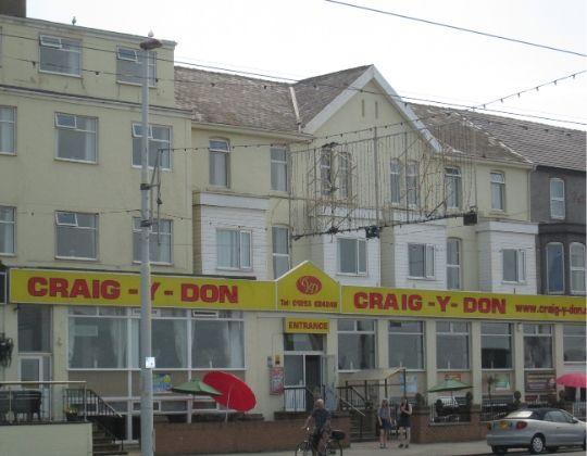 Craig-y-Don Hotel Blackpool