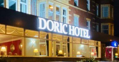 Doric Hotel Blackpool