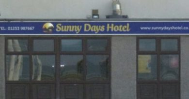 Sunny Days Hotel Blackpool