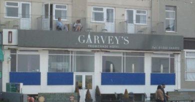 Garvey's Promenade Hotel Blackpool