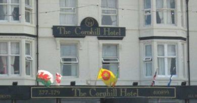 Cornhill Hotel Blackpool