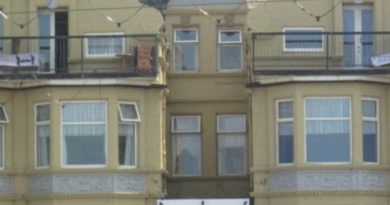 Beach Hotel and Apartments Blackpool