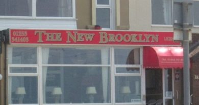 New Brooklyn Hotel Blackpool