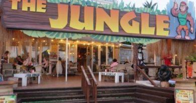 Jungle Beach Bar Benidorm