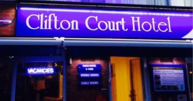 Clifton Court Hotel Blackpool