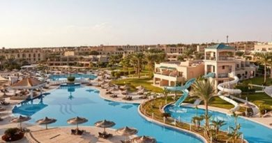 Coral Sea Holiday Resort Egypt