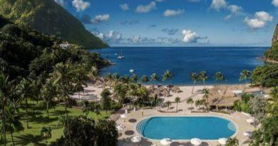 Sugar Beach Resort St Lucia