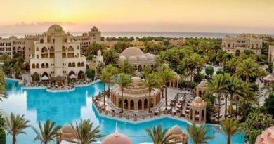 Makadi Palace Hotel Egypt