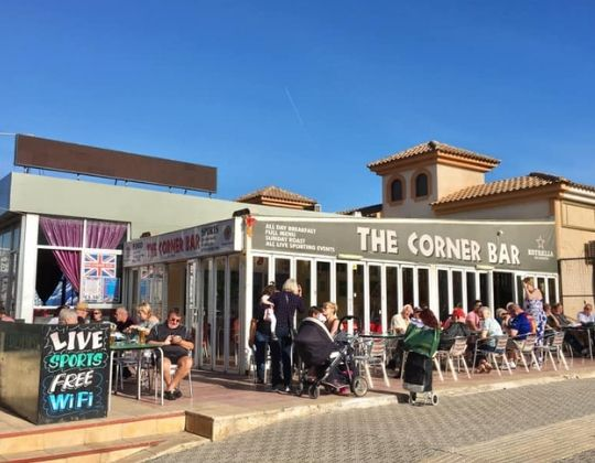 Corner Bar Benidorm