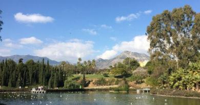 Parque de la Paloma Benalmadena