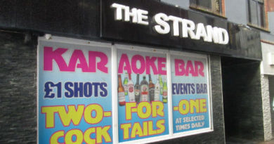 The Strand Bar Blackpool
