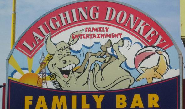 Laughing Donkey Bar Blackpool