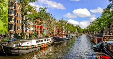 Romantic Weekend in Amsterdam