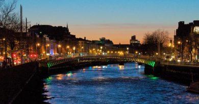 Romantic Weekend in Dublin