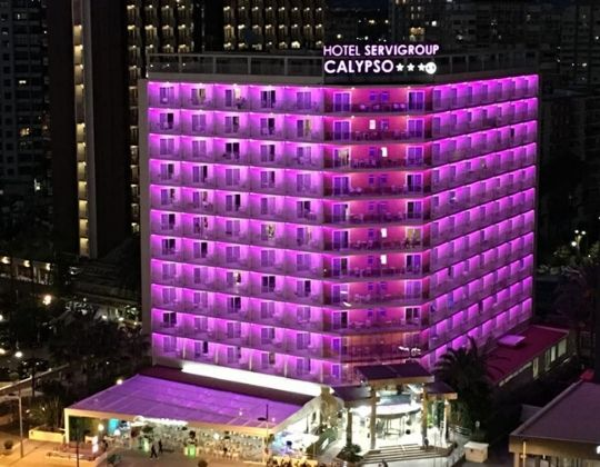Calypso Hotel Benidorm