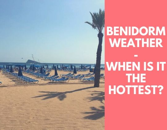 Benidorm Weather
