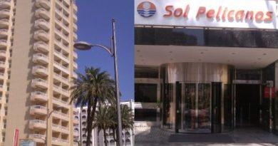 Sol Pelicanos Hotel Benidorm