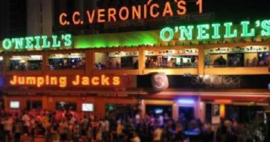 Veronicas Strip Tenerife