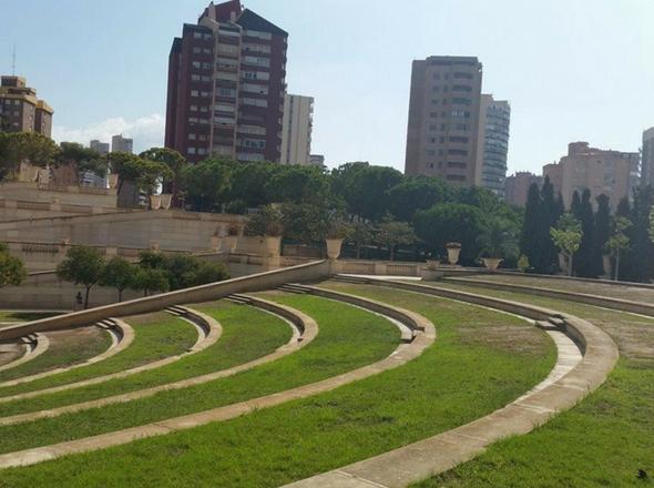L'Aiguera Park Benidorm