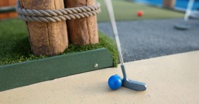 Mini Golf Benidorm