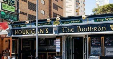 Bodhran Irish Bar Benidorm
