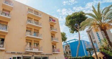 Palm Court Apartments Benidorm