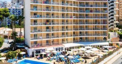 Hotel Rialto Benidorm