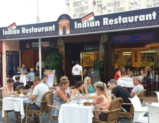 Restaurant India Gate Benidorm