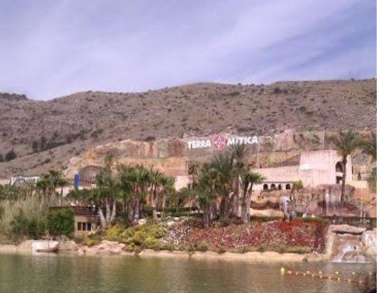Terra Mitica Theme Park Benidorm