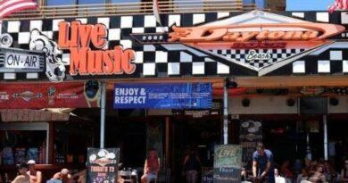 Daytona Rock Beach Bar Benidorm