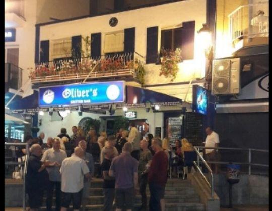 Olivers Bar Benidorm