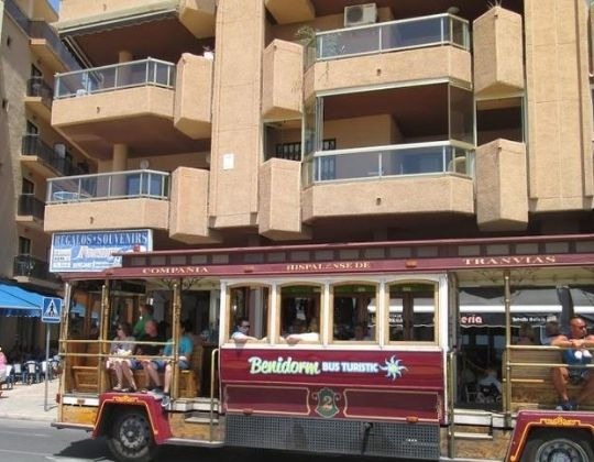 Benidorm Turistic Bus Tour