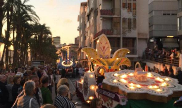 Three Kings Parade Benidorm