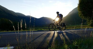Benidorm Downhill Bikeride
