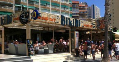 Bikini Beach Bar Benidorm