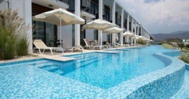 Jiva Beach Resort Fethiye