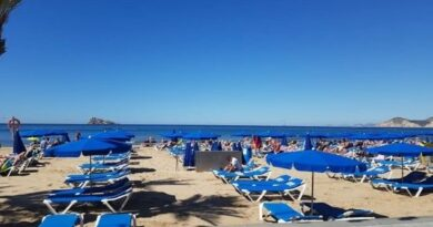 Things to Do in January in Benidorm