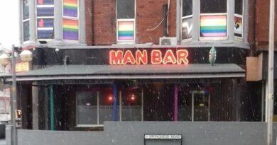 Man Bar Blackpool