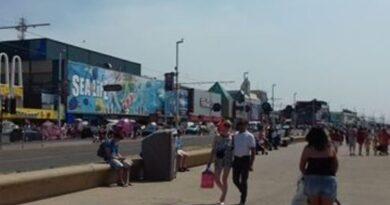 Golden Mile Blackpool