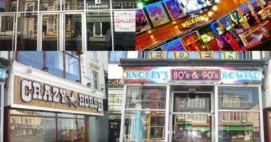 Queen Street Blackpool