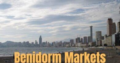 Where are the Benidorm Markets