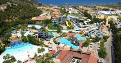 Aqua Fantasy Aquapark Hotel Kusadasi