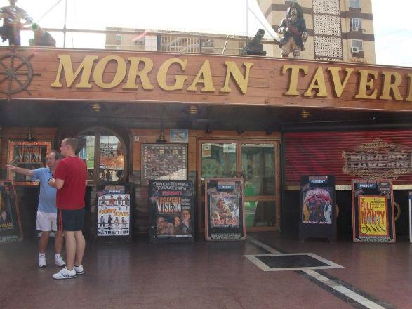 Morgan Tavern Benidorm
