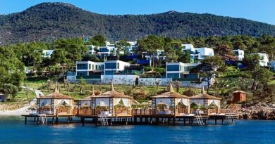 What is the Nearest Airport to Bodrum?