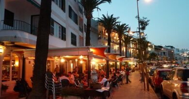 Eating Out in Menorca